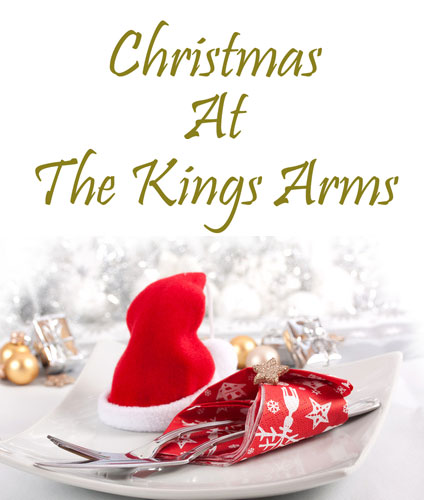 christmasatthekingsarms